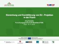 Partner - Regionalmanagement Graz & Graz-Umgebung