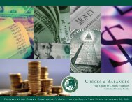 Your Guide to County Finances - Clerk & Comptroller, Palm Beach ...
