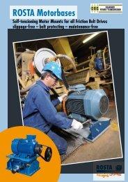 ROSTA Motorbases - Jens S. Transmissioner A/S