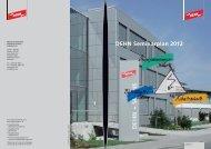 Seminarplan PDF [1 MB] DS 609 - Dehn + Söhne Blitzschutzsysteme