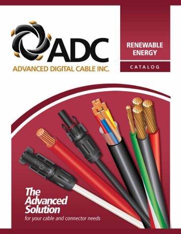 Complete Renewable Energy Catalog - Advanced Digital Cable Inc.