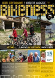 vecciano our guides bicycle tourism bikeness hotel - Bike Tours To Go