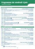 Programme du vendredi 4 juin - Mapar - Page 4