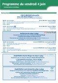 Programme du vendredi 4 juin - Mapar - Page 5