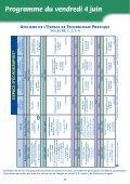 Programme du vendredi 4 juin - Mapar - Page 6