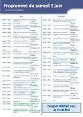 Programme du vendredi 4 juin - Mapar - Page 7