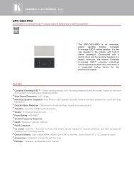 SPK-C800-PRO - Shoreview Distribution