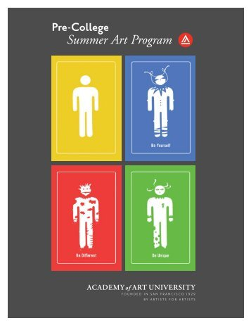 Summer PDF For-Profit Version - Academy of Art University