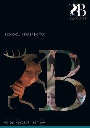 Bohunt School Prospectus