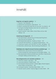 Ladda ner bokens innehållsförteckning som en pdf - Norstedts