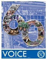 2010-11 issue 1 - Charlotte Christian School