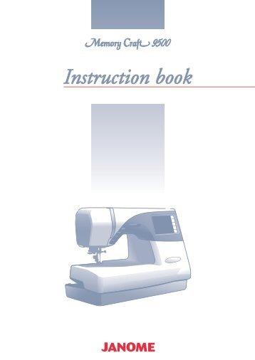 janome tm 2016 инструкция