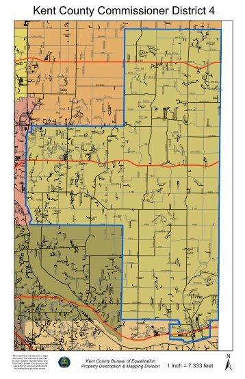 Wahlfield Park Rec Core Kent County Michigan