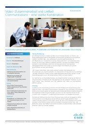 Case Study lesen - Komm zu Cisco