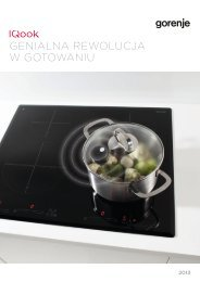 Download PDF - Gorenje
