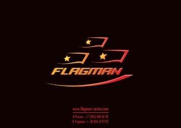 Презентация Flagman - онлайн казино, развлекательное ...