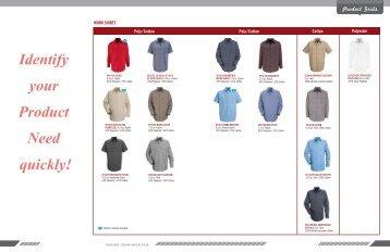 Hotel Shirts - Main FCL page