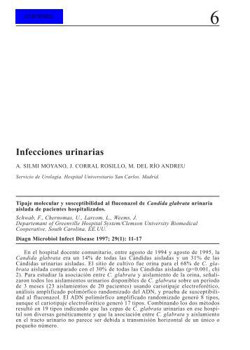 INFECCIONES URINARIAS (Page 107) - El Médico Interactivo