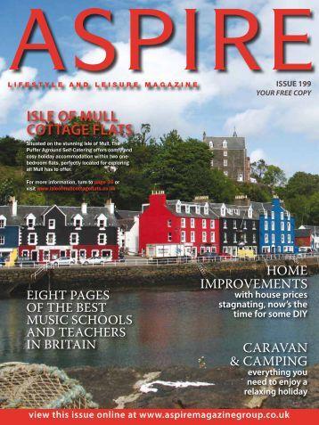 isle of mull cottage flats - Aspire Magazine