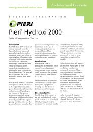 E_Pieri Hydroxi 2000 - Building materials and specialty construction ...