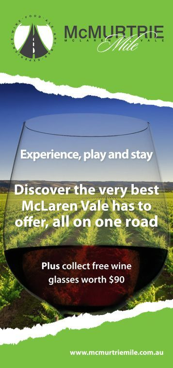 McMURTRIE - McLaren Vale