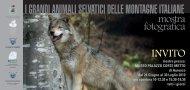 Scarica qui l'invito alla Mostra (in pdf) - Club Alpino Italiano ...