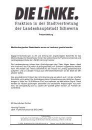 02112011_Insolvenz Staatstheater-1 - Die Linke. Schwerin