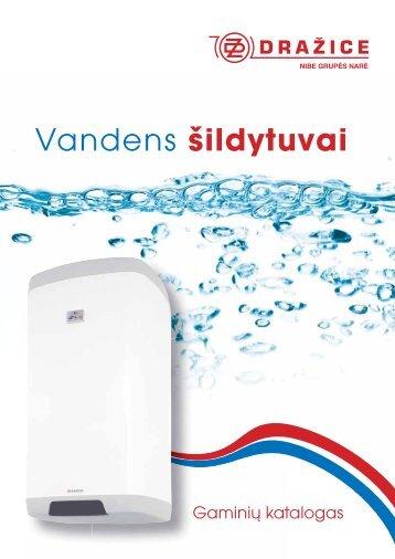 Vandens Å¡ildytuvai - Technika Jums