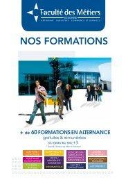 Les formations du Dispositif d'Initiation aux Métiers en Alternance au ...