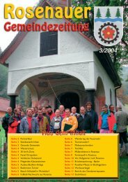 Datei herunterladen - .PDF - Rosenau am Hengstpaß