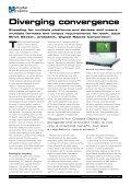 Diverging convergence - CSI Magazine - Page 2