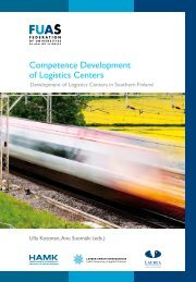 competence development of logistics centers