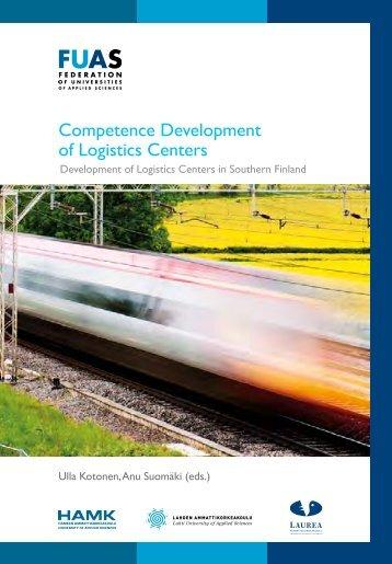 competence development of logistics centers