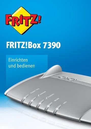 Handbuch FRITZ!Box 7390 - Bi-Alto-Net