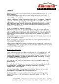 Oxalsäure – Tipps zum richtigen Gebrauch - Ammann Holzsysteme ... - Seite 3