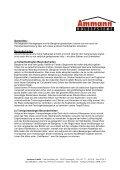Oxalsäure – Tipps zum richtigen Gebrauch - Ammann Holzsysteme ... - Seite 5