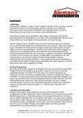 Oxalsäure – Tipps zum richtigen Gebrauch - Ammann Holzsysteme ... - Seite 6