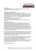 Oxalsäure – Tipps zum richtigen Gebrauch - Ammann Holzsysteme ... - Seite 7