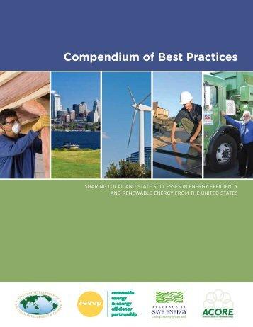 Compendium of Best Practices.pdf - REEEP