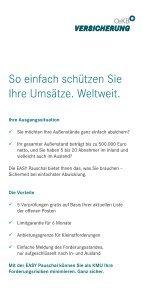 Easy Pauschal - OeKB Versicherung AG - Seite 2