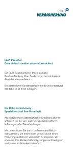 Easy Pauschal - OeKB Versicherung AG - Seite 3