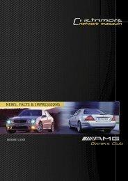 CZ 2005-01.indd - AMG Owners Club Europe e.V.