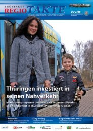 egapark Erfurt - NVS Nahverkehrsservicegesellschaft Thüringen mbH