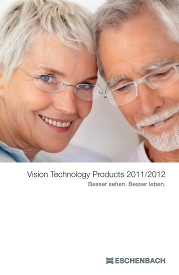 Vision Technology Products 2011/2012 - MK Optik
