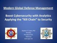 Cyber Security Kill Chain