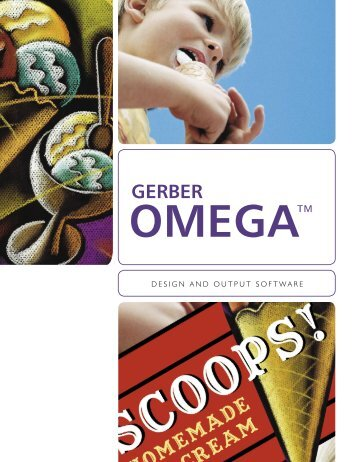 omega - Gerber Scientific Products