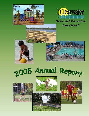 Parks and Recreation Department - City of Clearwater