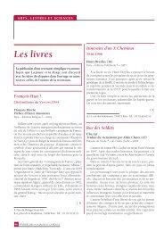 Télécharger le pdf du dossier - La Jaune et la Rouge