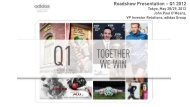 Roadshow Presentation – Q1 2012 - adidas Group