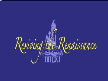Preliminary Report - City of Biloxi